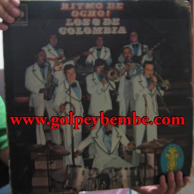 Los 8 de Colombia - Ritmo de Ocho