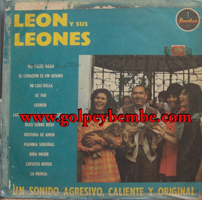 Leon y sus Leones - Sonido Agresivo Caliente y Original