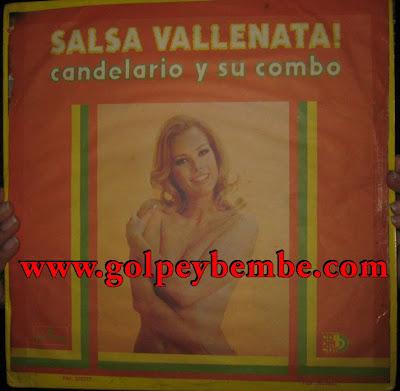 Candelario y su Combo - Salsa Vallenata
