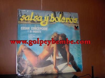 Cesar Concepcion - Salsa y Boleros
