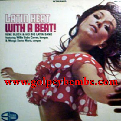 Rene Bloch - Latin Heat Whith a Beat