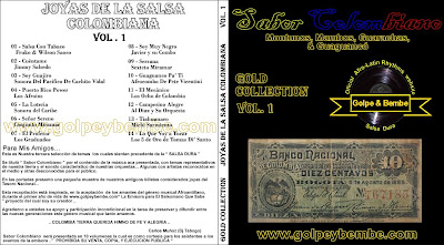 Joyas de la Salsa Colombiana Vol 1