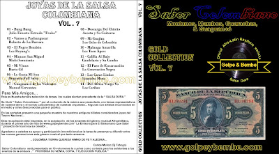 Joyas de la Salsa Colombiana Vol 7