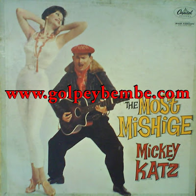Mickey Katz - The Most Mishigue Front