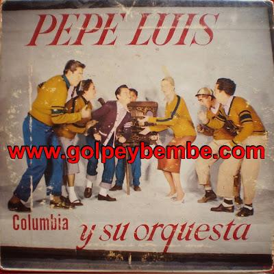 Pepe Luis y su Orquesta Front