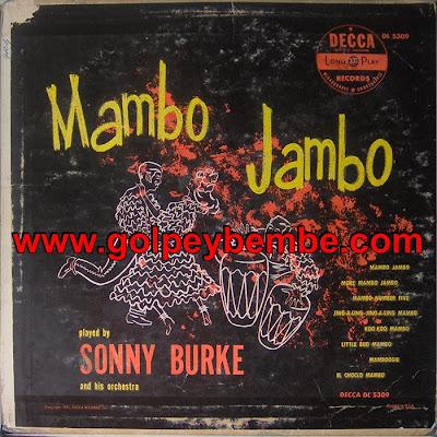 Sonny Burke - Mambo Jambo Front