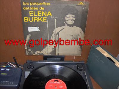 Elena Burke - Pequeños Detalles