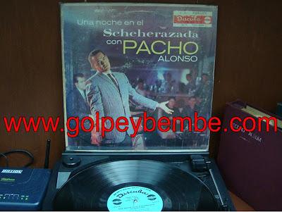 Pacho Alonso - Una Noche en el Sheherazada