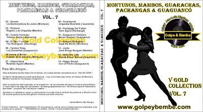 Guaguanco Montuno y Mambo Vol 7