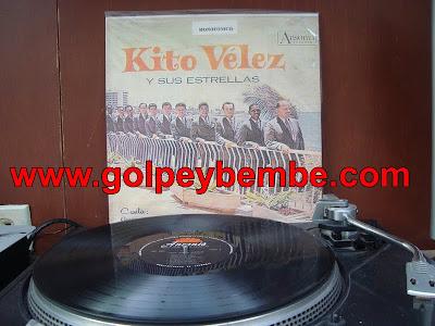 Kito Velez - Vocal Guajiro Gonzalez