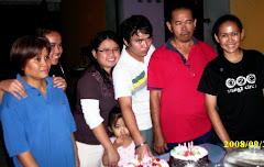 My Family & GOD BLESS US