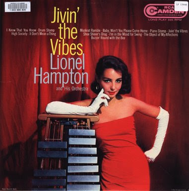 Lionel Hampton - Jivin' The Vibes