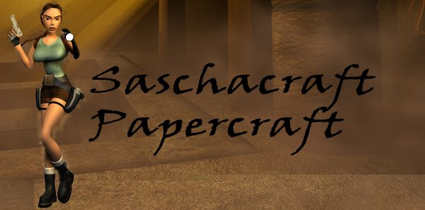 Saschacraft Papercraft