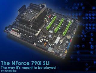 NForce 790i SLI