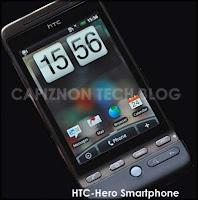 HTC Hero smart phone