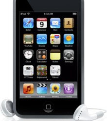 Apple's iPod Touch 4G