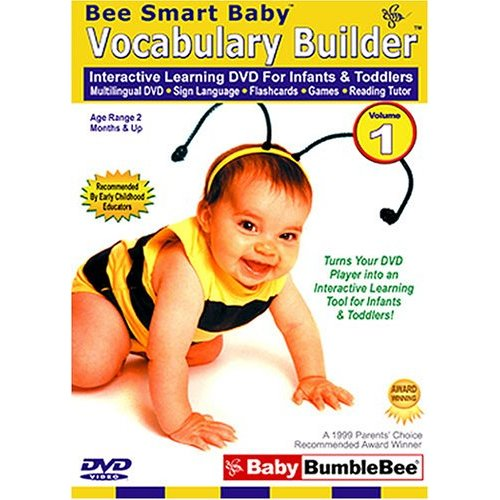 Bee Smart Baby Vocabulary Builder 3