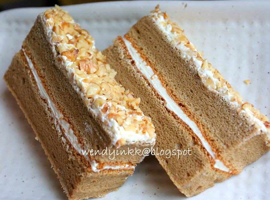 Walnut Cake Recipe Indian