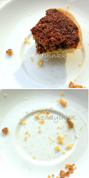 Table for 2.... or more: Chocolate Orange Hazelnut Tart