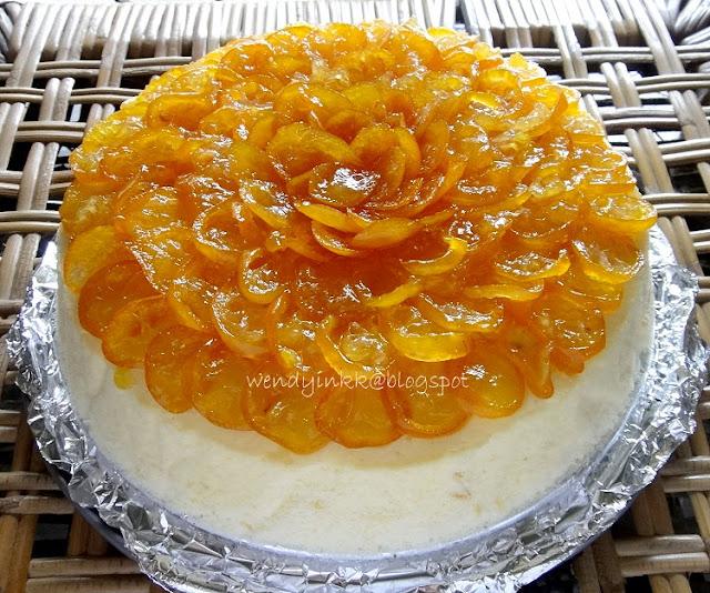 Orange Cream Cheese Pound Cake From Scratch