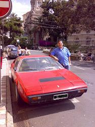 Vitaliano alla Ferrari