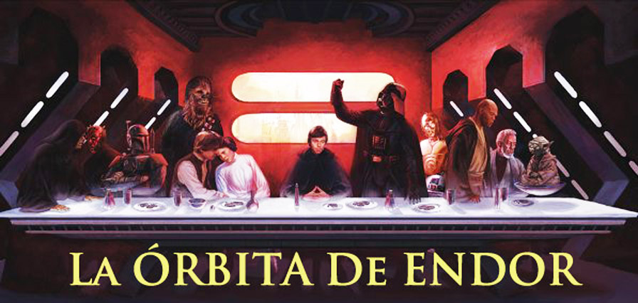 La rbita de Endor