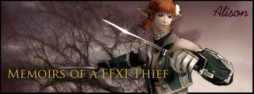 Memoirs of a FFXI Thief