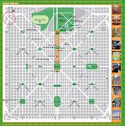 La Plata será el mejor exponente de una geometría que . la plata city map mediumthumb pdf
