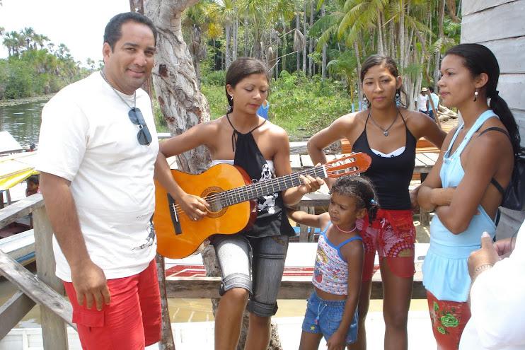 Agricultoras cantoras da Reserva Extrativista do Rio Cajari/AMAPÁ