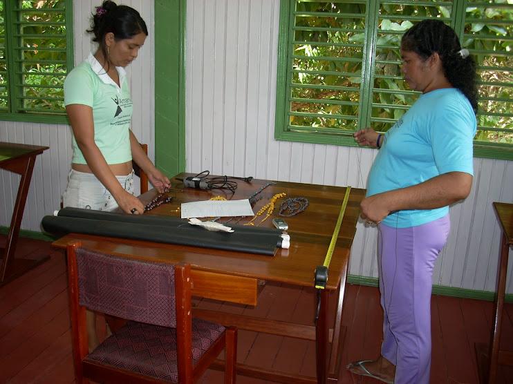 AMART - Associação de Mulheres Artesãs de Vitória do Jari/Amapá