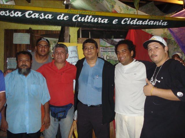 Pororoca Cultural e Cidadã em Macapá/AP: 16 horas de cultura