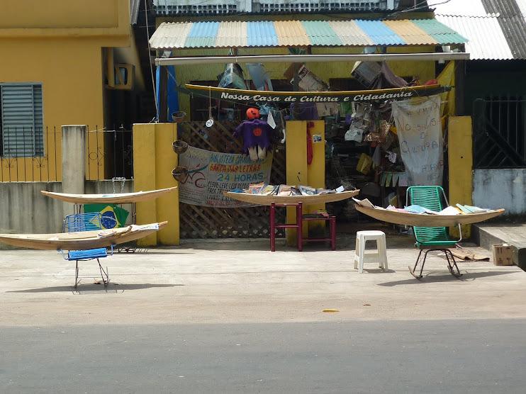 NossaCasa de Cultura e Cidadania - Macapá/AP