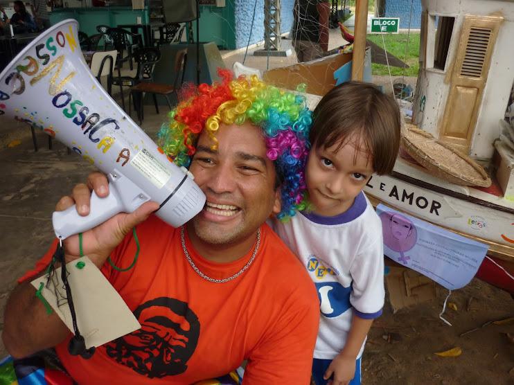 Rádio NossaCasa em ação na Universidade Federal do Amapá
