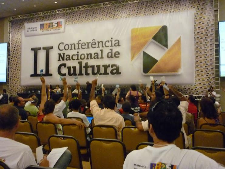 NossaCasa na Conferência Nacional de Cultura