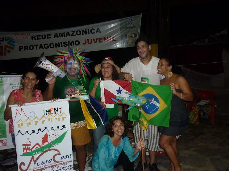 NossaCasa na Teia Amazônica 2010 - Belém/PA, de 4 a 7 de março de 2010