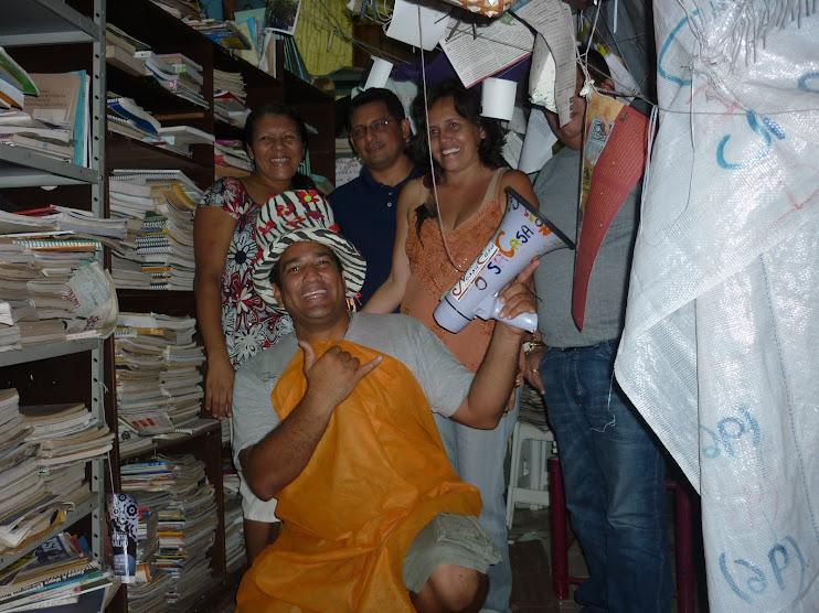 Biblioteca Comunitária BArca das Letras