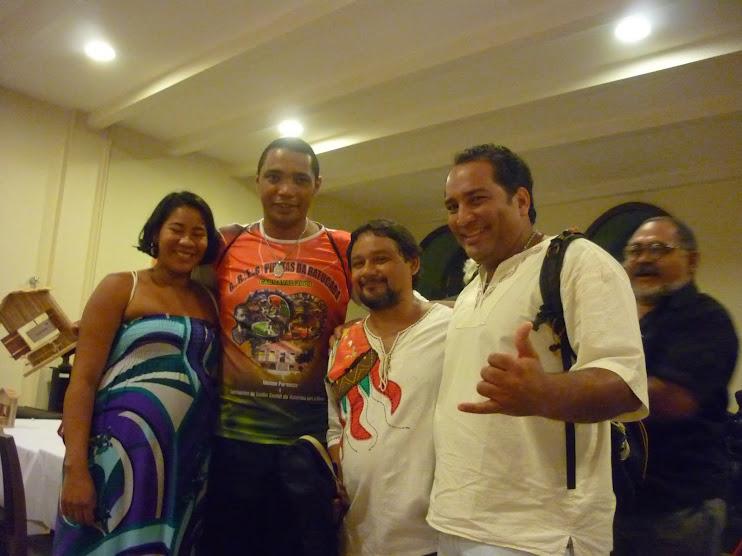 NossaCasa no II JIRAU DE ESCRITORES PARAENSES - ABRIL/2010