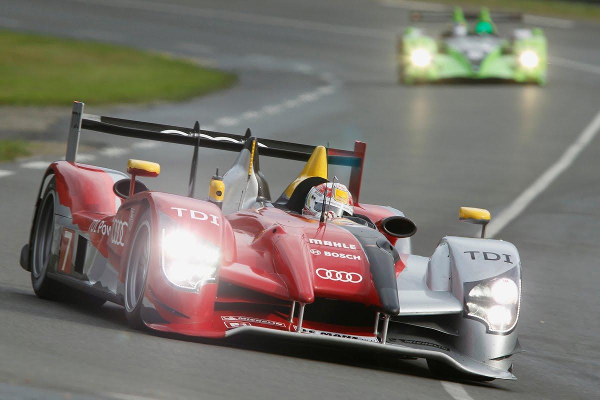 24 Hours of Le Mans 2010: Audi concentrates on race preparat