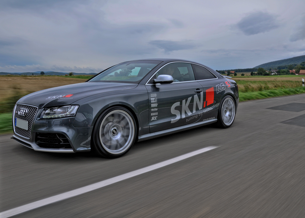 skn tuning boosts audi rs5 to 500 hp. Black Bedroom Furniture Sets. Home Design Ideas
