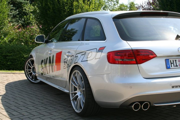 Grand Touring Audi Rs