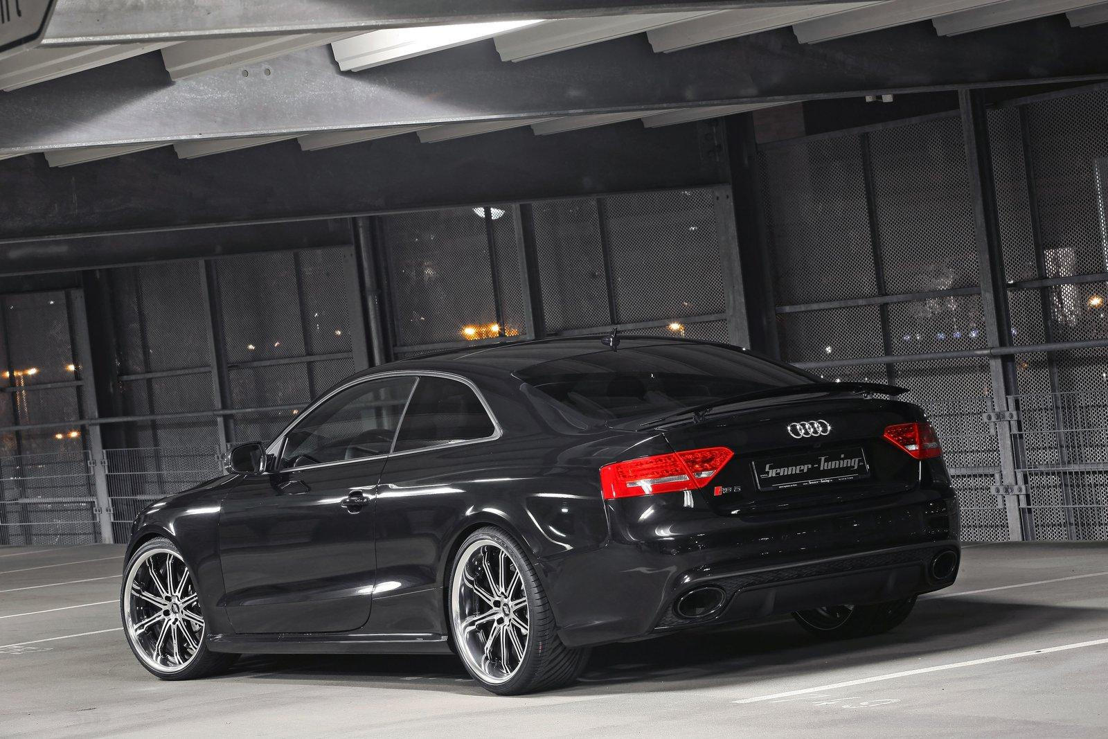 Senner Tuning releases 506-hp Audi RS5 | quattroholic.com