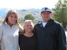 Joey, mom and Julie