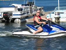 Scott on the waverunner