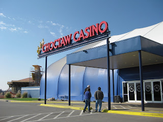 Hugo oklahoma casino choctaw