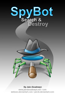 Spybot - Search and Destroy 2.0.7 Beta 5