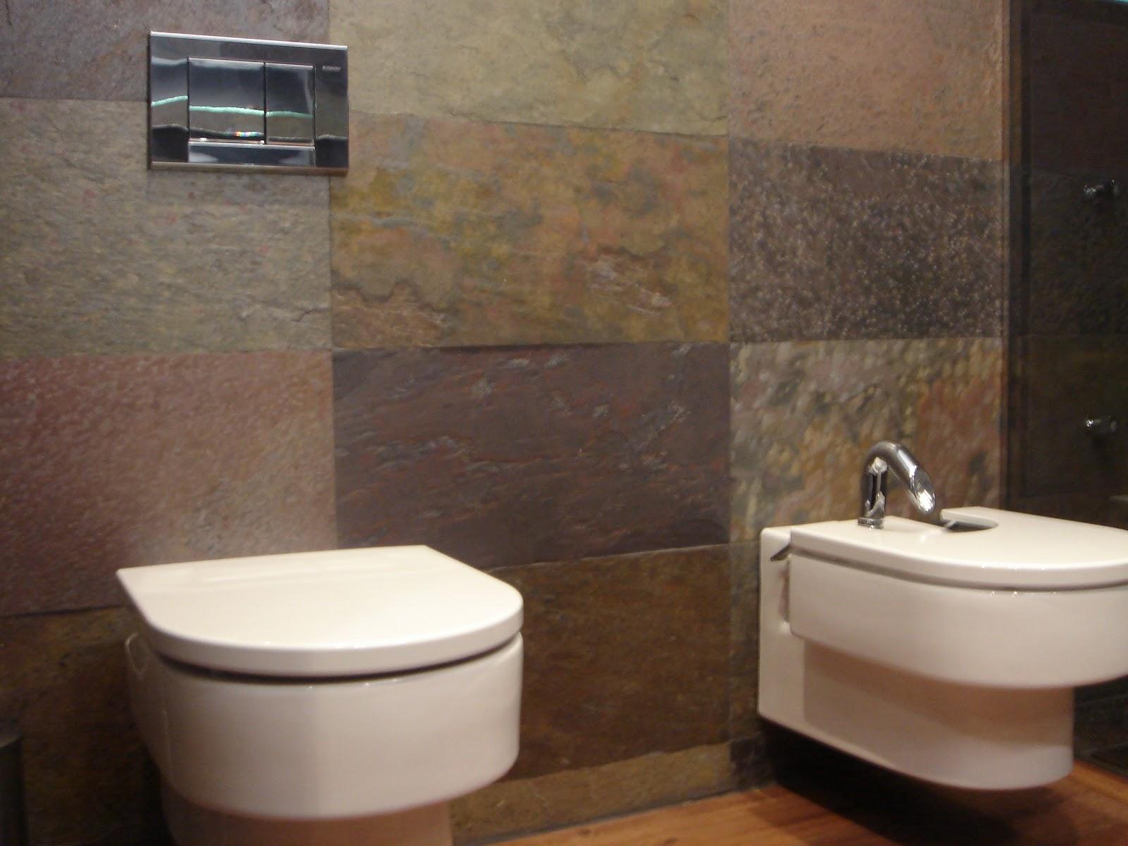 Unifa disseny paredes de piedra natural - Banos con paredes de piedra ...