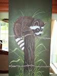 Peintures sur bois