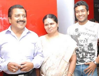 Actor Surya Family Photos Actor Surya Family Photos