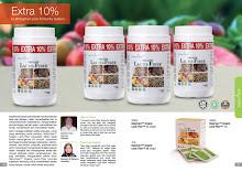 Extra 10% NaturCare Organic Lacto-Fiber (1) 330gm $66.00