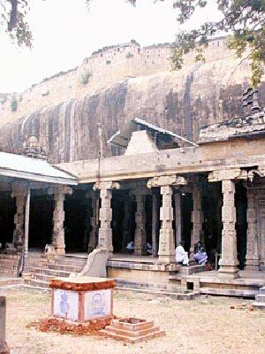 thirumayam temple